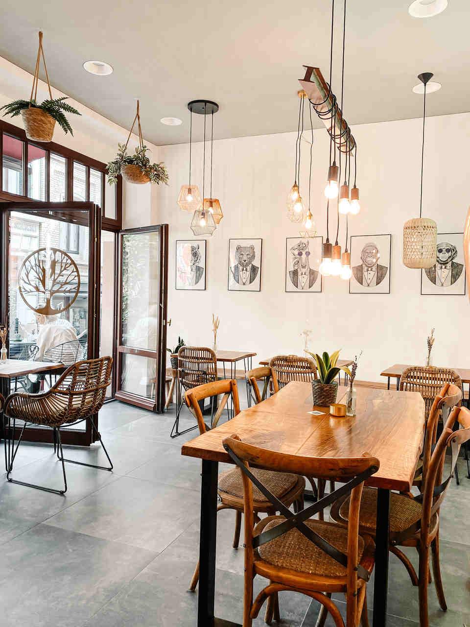Wild & Wood Cafe
